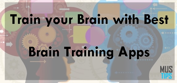 Train your Brain with best Brain Training Apps 2016