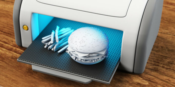 How Does 3D Printing Works