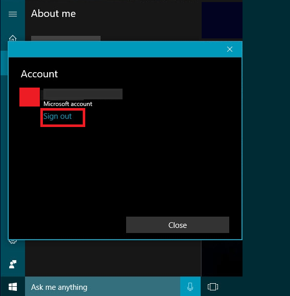 Step 3: Disable Cortana in Windows 10