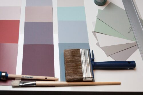 Color patterns for the office