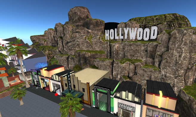 California Dreamin Second Life