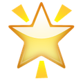 Gold Star  - Snapchat Trophies
