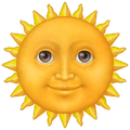 Sun Face - Snapchat Trophies