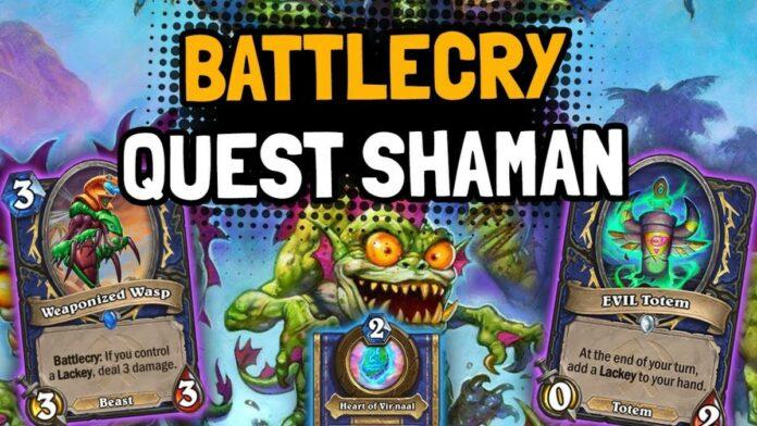 Battlecry Shaman Deck