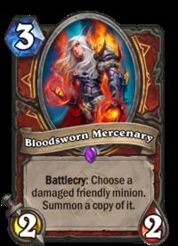 Bloodsworn Mercenary