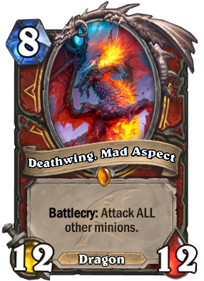 Deathwing Mad Aspect