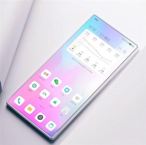 Xiaomi - Mi MIX 4