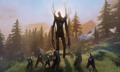Second Valheim Boss - The Elder